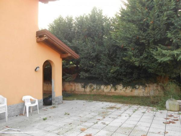 Villa in vendita a Monte Cremasco, Residenziale, Con giardino, 145 mq - Foto 13