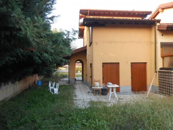 Villa in vendita a Monte Cremasco, Residenziale, Con giardino, 145 mq - Foto 8