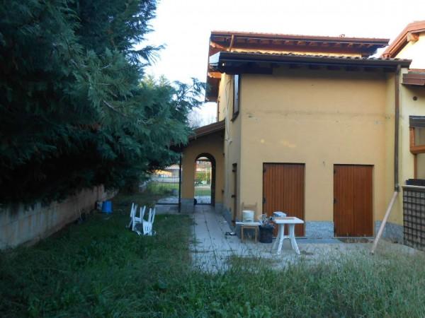 Villa in vendita a Monte Cremasco, Residenziale, Con giardino, 145 mq - Foto 14