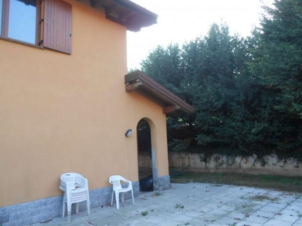Villa in vendita a Monte Cremasco, Residenziale, Con giardino, 145 mq - Foto 6