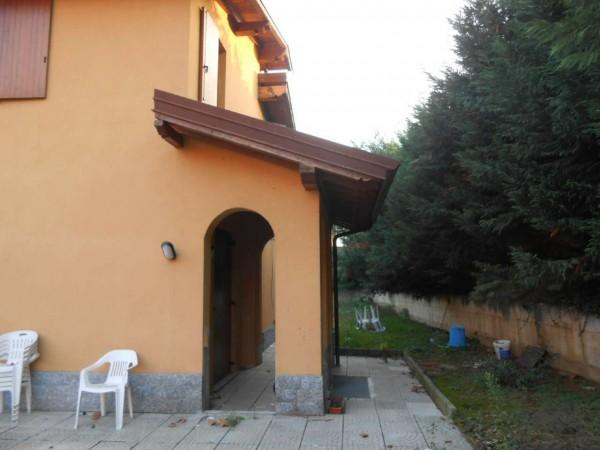 Villa in vendita a Monte Cremasco, Residenziale, Con giardino, 145 mq - Foto 12