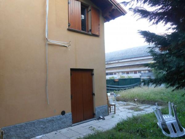 Villa in vendita a Monte Cremasco, Residenziale, Con giardino, 145 mq - Foto 7