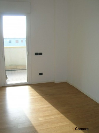 Appartamento in vendita a Brescia, Con giardino, 106 mq - Foto 8