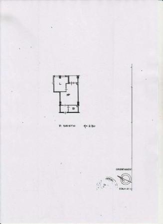 Appartamento in vendita a Perugia, Stazione, 55 mq - Foto 3