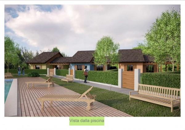 Villa in vendita a Compiano, Con giardino, 80 mq - Foto 16