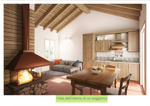 Villa in vendita a Compiano, Con giardino, 80 mq - Foto 11