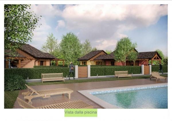 Villa in vendita a Compiano, Con giardino, 80 mq - Foto 17