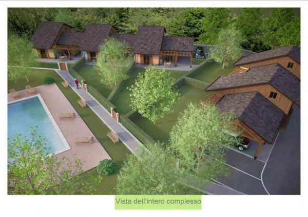 Villa in vendita a Compiano, Con giardino, 80 mq - Foto 14