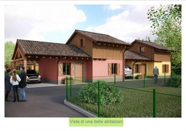 Villa in vendita a Compiano, Con giardino, 80 mq - Foto 15
