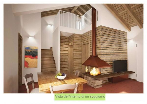 Villa in vendita a Compiano, Con giardino, 80 mq - Foto 10