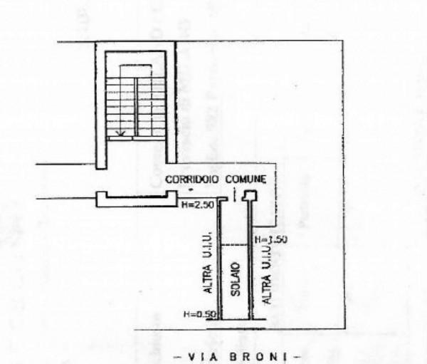 Appartamento in vendita a Milano, Con giardino, 75 mq - Foto 2