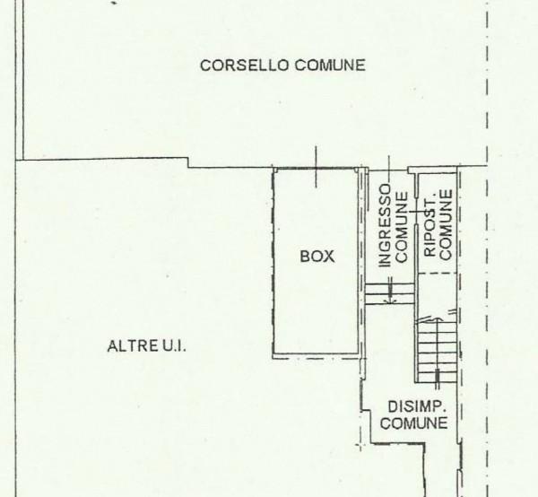 Appartamento in vendita a Cerro Maggiore, Con giardino, 72 mq - Foto 8