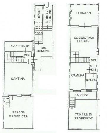 Appartamento in vendita a Cerro Maggiore, Con giardino, 72 mq - Foto 9