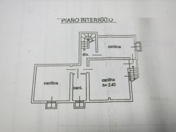 Casa indipendente in vendita a Cormons, Centrale, Con giardino, 310 mq - Foto 4