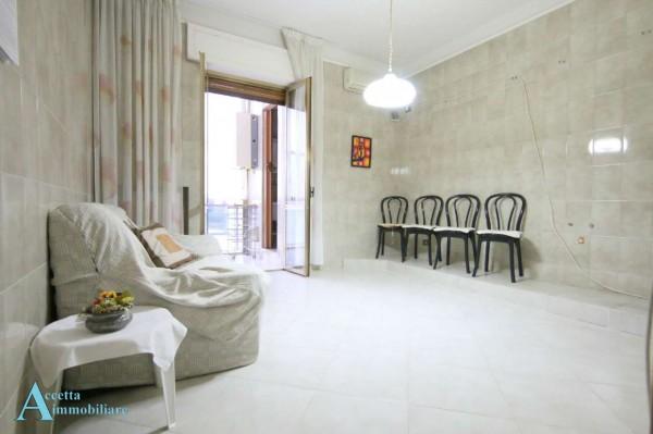 Appartamento in vendita a Taranto, Semi-centrale, 123 mq - Foto 8