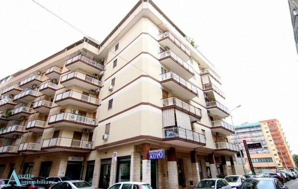Appartamento in vendita a Taranto, Semi-centrale, 123 mq - Foto 3