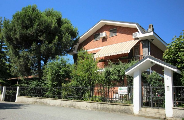 Appartamento in vendita a Caselette, Villaggio, Con giardino, 145 mq - Foto 5