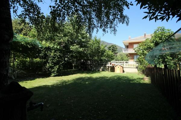 Appartamento in vendita a Caselette, Villaggio, Con giardino, 145 mq - Foto 2
