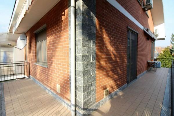 Appartamento in vendita a Caselette, Villaggio, Con giardino, 145 mq - Foto 29