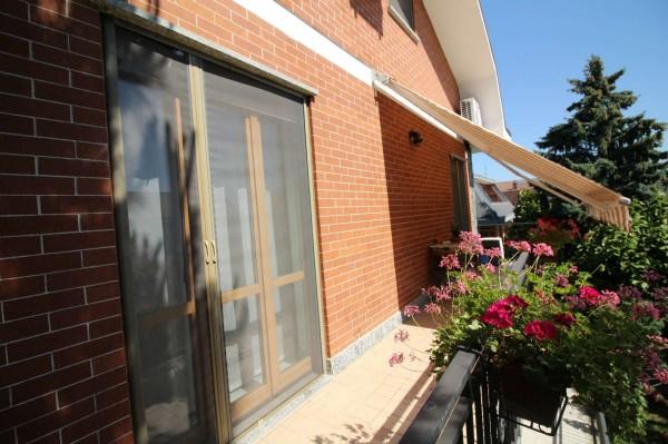 Appartamento in vendita a Caselette, Villaggio, Con giardino, 145 mq - Foto 8