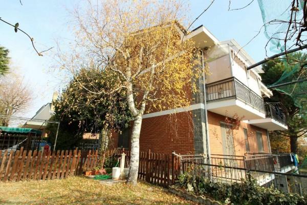 Appartamento in vendita a Caselette, Villaggio, Con giardino, 145 mq - Foto 44