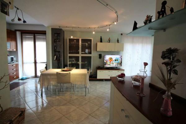 Appartamento in vendita a Caselette, Villaggio, Con giardino, 145 mq - Foto 35