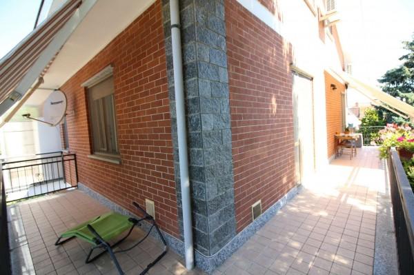 Appartamento in vendita a Caselette, Villaggio, Con giardino, 145 mq - Foto 9