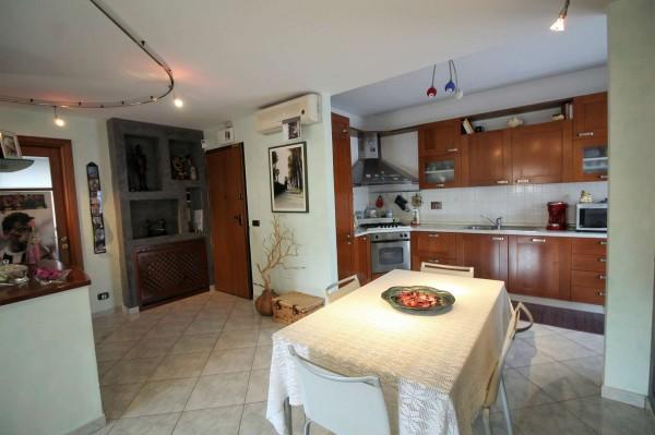Appartamento in vendita a Caselette, Villaggio, Con giardino, 145 mq - Foto 40
