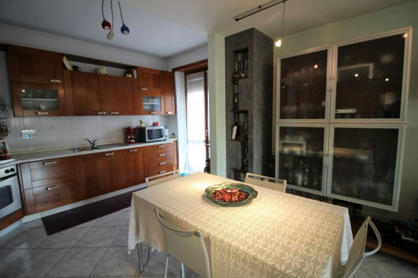 Appartamento in vendita a Caselette, Villaggio, Con giardino, 145 mq - Foto 37