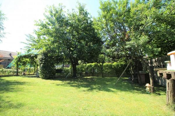 Appartamento in vendita a Caselette, Villaggio, Con giardino, 145 mq - Foto 20