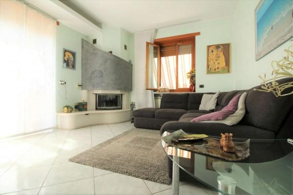 Appartamento in vendita a Caselette, Villaggio, Con giardino, 145 mq - Foto 16