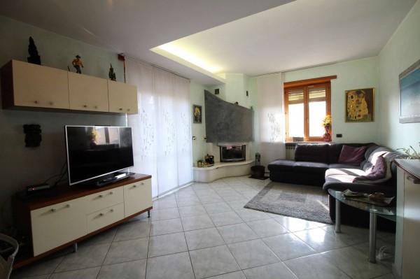 Appartamento in vendita a Caselette, Villaggio, Con giardino, 145 mq - Foto 41