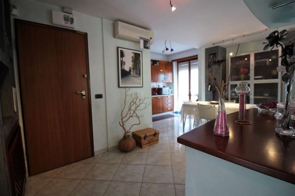 Appartamento in vendita a Caselette, Villaggio, Con giardino, 145 mq - Foto 36