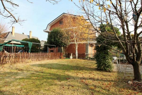 Appartamento in vendita a Caselette, Villaggio, Con giardino, 145 mq - Foto 45