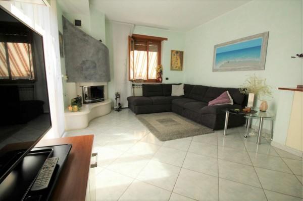 Appartamento in vendita a Caselette, Villaggio, Con giardino, 145 mq - Foto 3