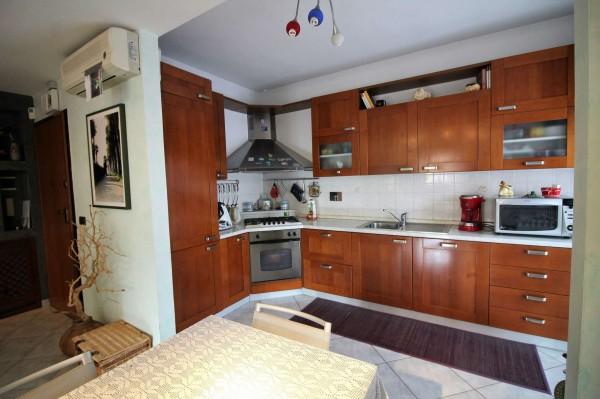 Appartamento in vendita a Caselette, Villaggio, Con giardino, 145 mq - Foto 38