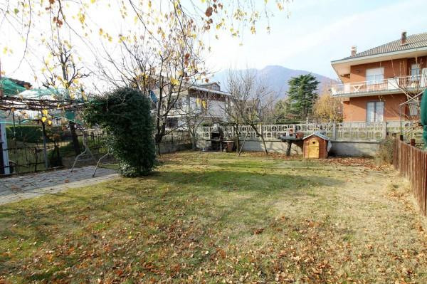 Appartamento in vendita a Caselette, Villaggio, Con giardino, 145 mq - Foto 24