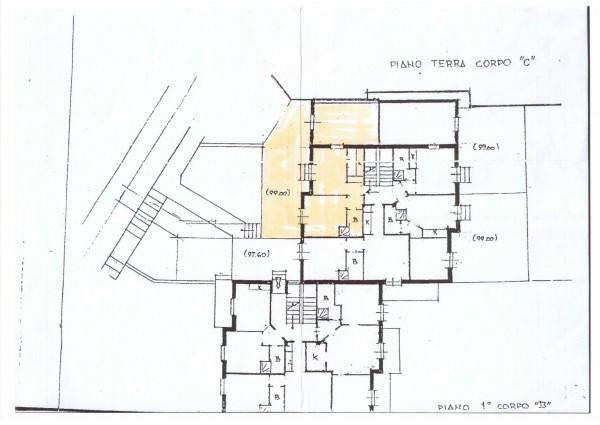 Appartamento in vendita a Viola, Saint Grèe, 75 mq - Foto 9