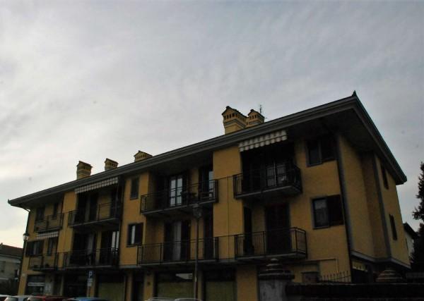 Appartamento in vendita a Candiolo, Centralissima, Con giardino, 72 mq - Foto 1