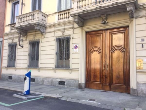 Ufficio in vendita a Torino, Parco Valentino, 105 mq - Foto 4