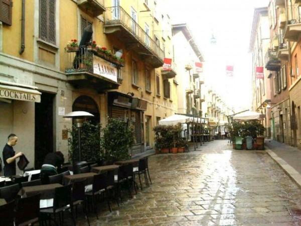 Appartamento in affitto a Milano, Largo Treves, Arredato, 160 mq