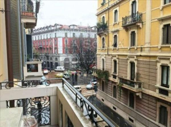 Appartamento in affitto a Milano, Largo Treves, Arredato, 160 mq - Foto 9