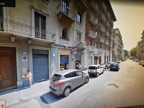 Negozio in affitto a Torino, Crocetta, 22 mq