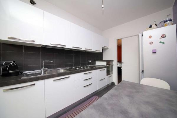Appartamento in vendita a Torino, Rebaudengo, Con giardino, 100 mq - Foto 14