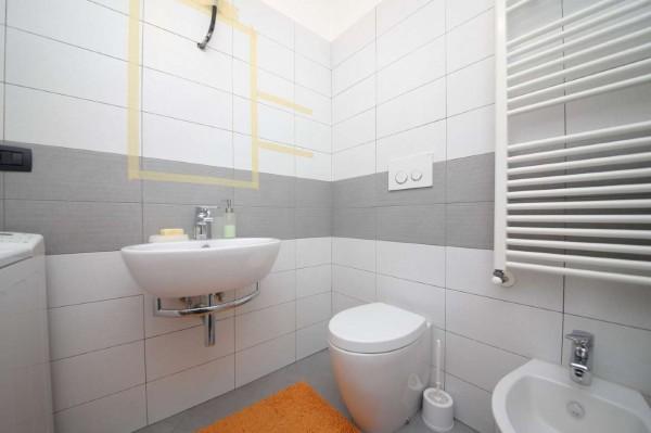Appartamento in vendita a Torino, Rebaudengo, Con giardino, 100 mq - Foto 7