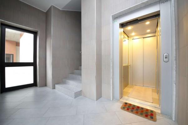 Appartamento in vendita a Torino, Rebaudengo, Con giardino, 100 mq - Foto 19