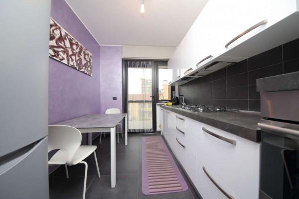Appartamento in vendita a Torino, Rebaudengo, Con giardino, 100 mq - Foto 15