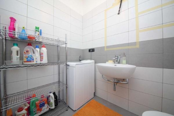 Appartamento in vendita a Torino, Rebaudengo, Con giardino, 100 mq - Foto 8