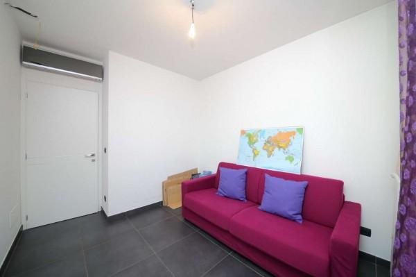 Appartamento in vendita a Torino, Rebaudengo, Con giardino, 100 mq - Foto 12