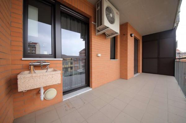 Appartamento in vendita a Torino, Rebaudengo, Con giardino, 100 mq - Foto 2